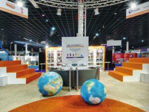 Wereldplein op onderwijsbeurs
